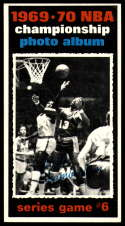 1970-71 Topps #173 1969-70 NBA Championship Game 6 EX/NM