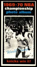 1970-71 Topps #175 1969-70 NBA Championship Final Stats EX Excellent