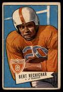 1952 Bowman Small #136 Bert Rechichar P Poor