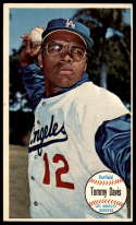 1964 Topps Giants #43 Tommy Davis EX Excellent Los Angeles Dodgers