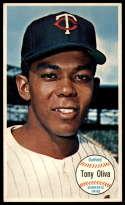 1964 Topps Giants #44 Tony Oliva EX Excellent Minnesota Twins