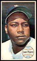1964 Topps Giants #53 Juan Pizarro EX Excellent Chicago White Sox