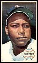 1964 Topps Giants #53 Juan Pizarro VG/EX Very Good/Excellent Chicago White Sox