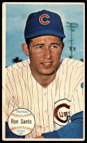1964 Topps Giants #58 Ron Santo VG Very Good Chicago Cubs
