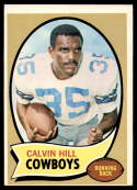1970 Topps #260a Calvin Hill EX Excellent RC Rookie Dallas Cowboys