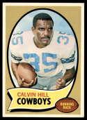 1970 Topps #260a Calvin Hill EX/NM RC Rookie Dallas Cowboys