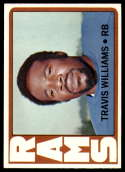 1972 Topps #318 Travis Williams NM-MT RC Rookie Los Angeles Rams