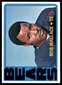 1972 Topps #320 Bob Wallace EX/NM Chicago Bears