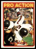 1972 Topps #341 Dick Butkus IA MINT OC Chicago Bears