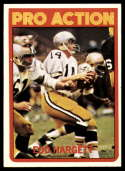 1972 Topps #346 Edd Hargett IA NM Near Mint New Orleans Saints
