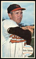 1964 Topps Giants #50 Brooks Robinson EX/NM Baltimore Orioles