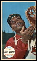 1964 Topps Giants #54 Leon Wagner EX Excellent Cleveland Indians