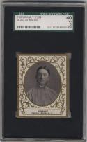 1909 Ramly T204 # Jiggs Donahue SGC 40 3