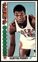 1976-77 Topps #116 Curtis Perry NM Near Mint Phoenix Suns