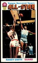 1976-77 Topps #135 Randy Smith AS EX/NM Buffalo Braves