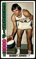 1976-77 Topps #144 Bobby Jones VG Very Good Denver Nuggets