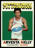 1971-72 Topps #228 Arvesta Kelly EX Excellent Pittsburgh Condors