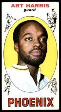 1969-70 Topps #76 Art Harris EX Excellent Phoenix Suns