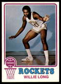 1973-74 Topps #251 Willie Long EX/NM Denver Rockets