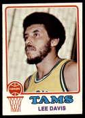 1973-74 Topps #253 Lee Davis EX/NM Memphis Tams