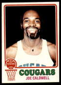 1973-74 Topps #255 Joe Caldwell EX/NM Carolina Cougars
