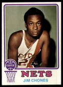 1973-74 Topps #259 Jim Chones EX/NM RC Rookie New York Nets