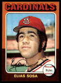 1975 Topps #398 Elias Sosa NM+ St. Louis Cardinals