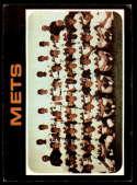 1971 Topps #641 Mets Team EX Excellent New York Mets
