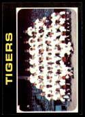 1971 Topps #336 Tigers Team NM Near Mint Detroit Tigers