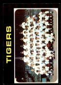1971 Topps #336 Tigers Team EX/NM Detroit Tigers