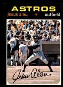 1971 Topps #337 Jesus Alou NM-MT Houston Astros