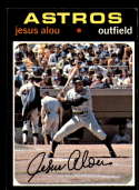 1971 Topps #337 Jesus Alou NM+ Houston Astros