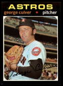 1971 Topps #291 George Culver NM+ Houston Astros