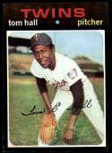 1971 Topps #313 Tom Hall NM+ Minnesota Twins