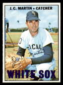 1967 Topps #538 J.C. Martin NM+ Chicago White Sox