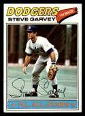 1977 Topps #400 Steve Garvey EX Excellent Los Angeles Dodgers
