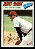 1977 Topps #480 Carl Yastrzemski EX Excellent Boston Red Sox