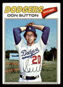 1977 Topps #620 Don Sutton VG/EX Very Good/Excellent Los Angeles Dodgers