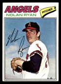 1977 Topps #650 Nolan Ryan NM Near Mint California Angels