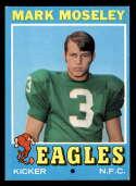 1971 Topps #257 Mark Moseley EX/NM RC Rookie Philadelphia Eagles