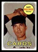 1969 Topps #438 Gary Waslewski NRMT sm mark by # RC Rookie St. Louis Cardinals